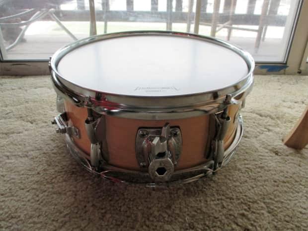yamaha 12 x 5 stage custom birch snare drum reverb. Black Bedroom Furniture Sets. Home Design Ideas