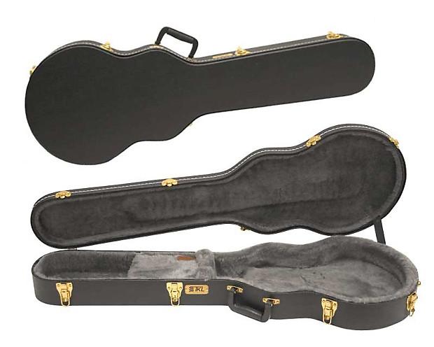 tkl 7825 premier single cutaway les paul guitar case reverb. Black Bedroom Furniture Sets. Home Design Ideas