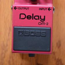 Boss DM-2 Analog Delay Vintage MN3005 1980 image