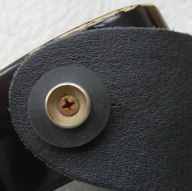 four black rubber guitar strap locks grolsch style reverb. Black Bedroom Furniture Sets. Home Design Ideas