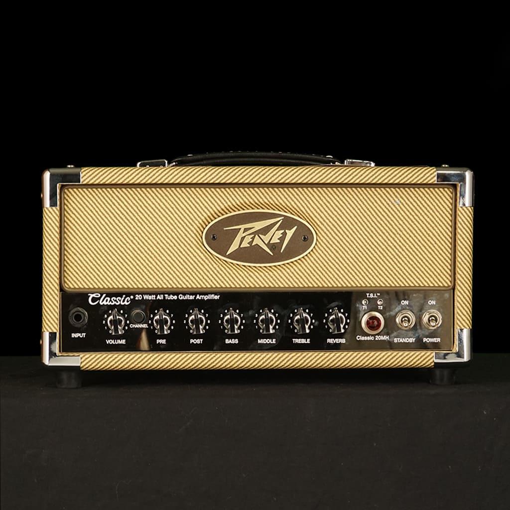 Peavey Classic 20 20/5/1W Mini Amp Head