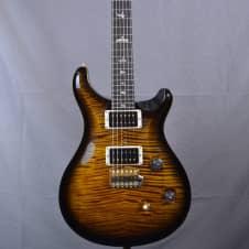 Paul Reed Smith Custom 24 Custom Guitar  Custom Color Black and Gold Burst image