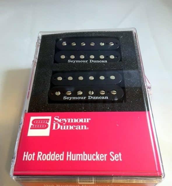 Seymour Duncan Hot Rodded : new seymour duncan hot rodded humbucker set 11108 13 b jb reverb ~ Hamham.info Haus und Dekorationen
