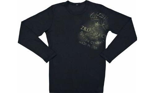 Zildjian T6755 Sot Warm Stamp Thermal Shirt 100 Cotton