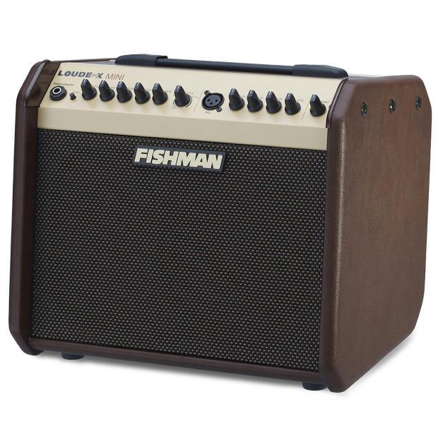 fishman loudbox mini 60w acoustic guitar amplifier w mic input pro lbx 500 reverb. Black Bedroom Furniture Sets. Home Design Ideas