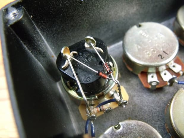 Barber Tone Pump EQ - Dual Overdrive - modded Reverb