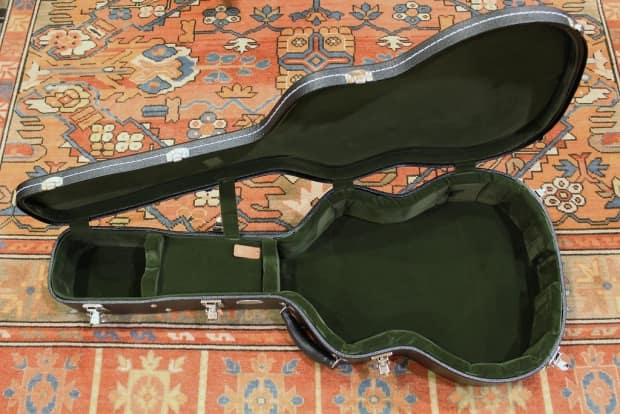 tkl collings om ooo acoustic guitar case geib style reverb. Black Bedroom Furniture Sets. Home Design Ideas
