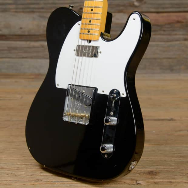 Is a Fender 52 Vintage Hot Rod Telecaster authentic