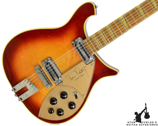 1991 rickenbacker 660 12tp tom petty 12 string fireglo reverb. Black Bedroom Furniture Sets. Home Design Ideas