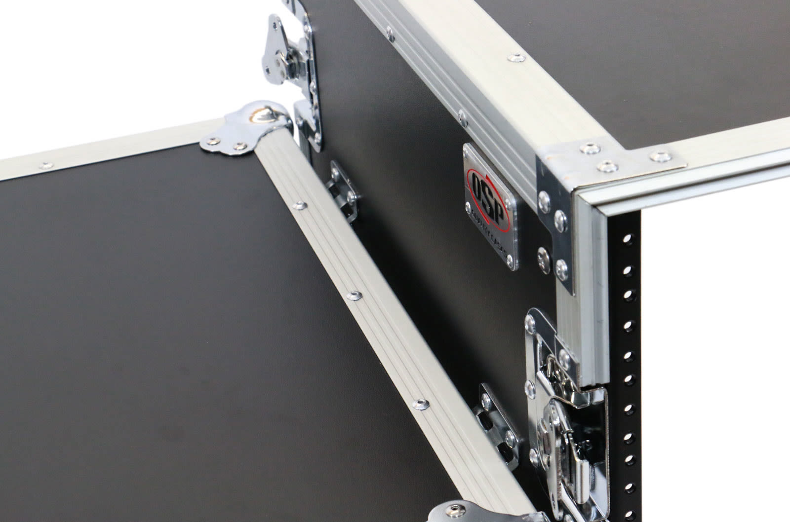 OSP RC16U-20SL 16 Space ATA Amp Rack w/Casters & Standing Lid Table