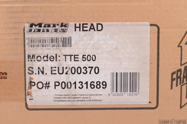 markbass combo head ii manual