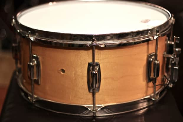 how to make 80s snare