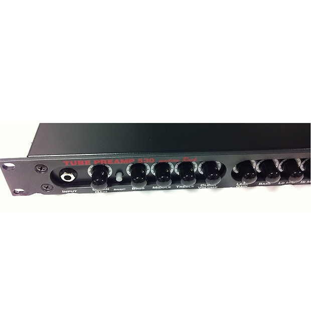 engl e 530 preamp rack mount electric guitar e530 pre amp reverb. Black Bedroom Furniture Sets. Home Design Ideas
