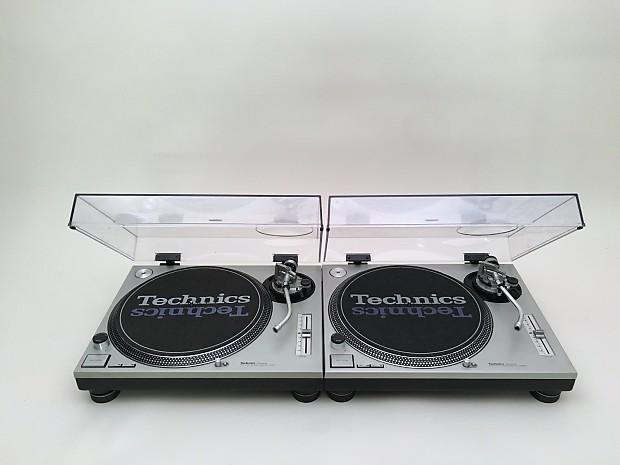 technics sl 1200 mk2 pair 1979 silver reverb. Black Bedroom Furniture Sets. Home Design Ideas