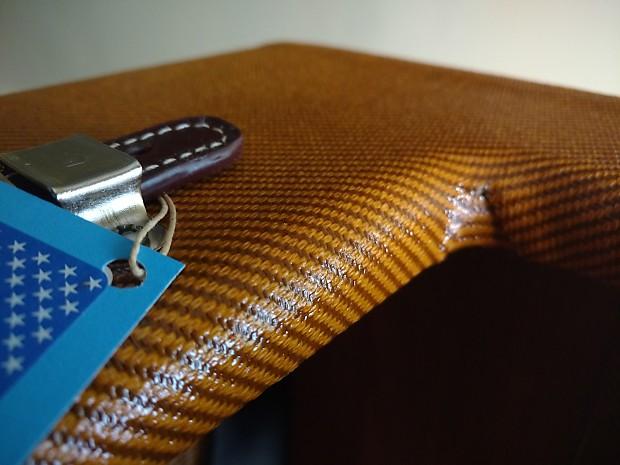 Fender 5f8 Narrow Panel Tweed Twin High Power Combo