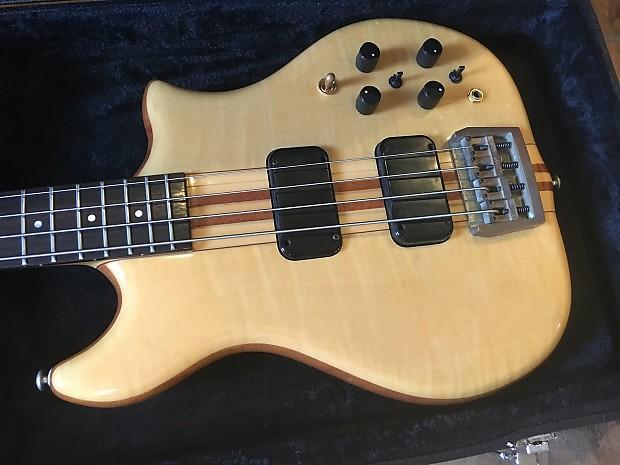 kawai fiib f2b alembic model electric bass guitar vintage mij reverb. Black Bedroom Furniture Sets. Home Design Ideas