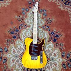 G&L ASAT Z-3 Natural - USA Made - Leo Fender image