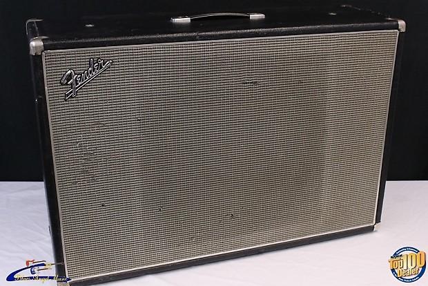 Vintage fender speaker cabinets