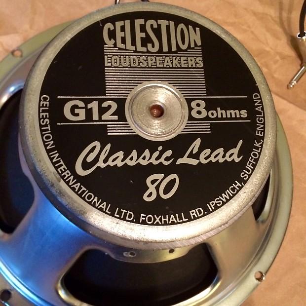 Celestion Classic Lead 80 8 Ohm Speaker