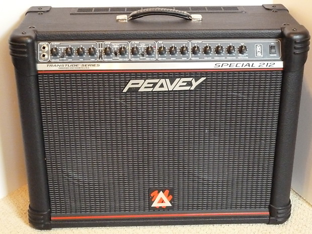 2003 peavey transtube special 212 amp reverb. Black Bedroom Furniture Sets. Home Design Ideas