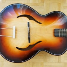 "HÜTTL ""Combo"" Archtop ~1959 made in Germany vintage FREE SHIPPING TO THE USA image"