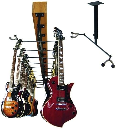 Mirage Adjustable Guitar Hanger Twin Ceiling Mount Reverb