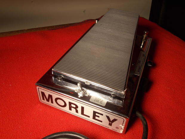 morley pwf power wah fuzz pedal tel ray vintage exc condition serviced nice reverb. Black Bedroom Furniture Sets. Home Design Ideas