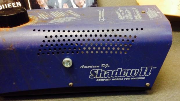 american dj shadow fog machine