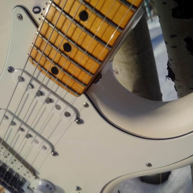 fender stratocaster parts guitar vintage usa neck dimarzio reverb. Black Bedroom Furniture Sets. Home Design Ideas