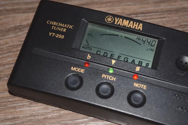 Yamaha Yt Tuner Manual