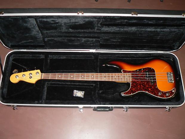 Left Handed Fender Bass : left handed fender precision bass 50th anniversary usa lefty reverb ~ Russianpoet.info Haus und Dekorationen