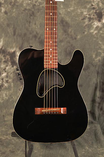 Charvel Jackson Charvette Ferrington Style Acoustic