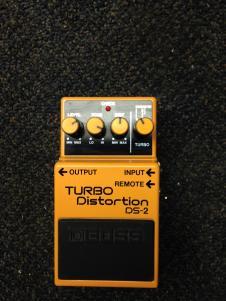 Boss DS-2 Turbo Distortion image