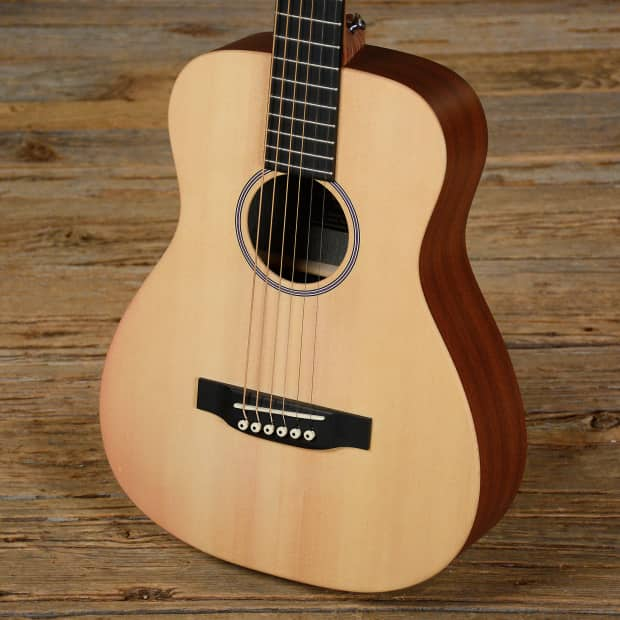 martin lx1e little martin acoustic electric travel guitar reverb. Black Bedroom Furniture Sets. Home Design Ideas
