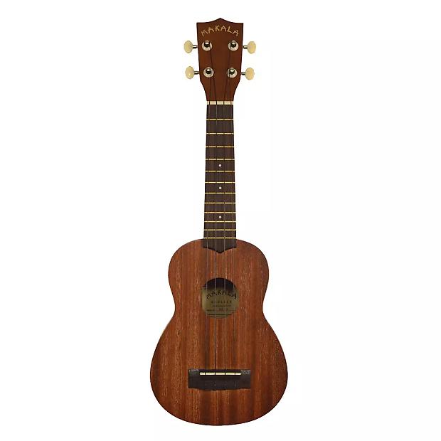 Kala mk s makala soprano ukulele reverb for Porte ukulele