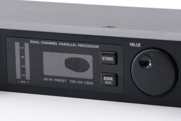 alesis microverb 4 multi effects rack mount effects processor reverb. Black Bedroom Furniture Sets. Home Design Ideas