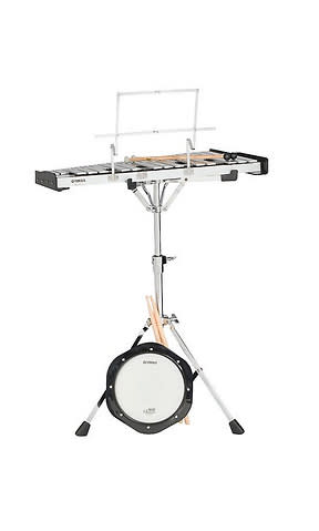 Yamaha student bell kit reverb for Yamaha student bell kit with backpack and rolling cart