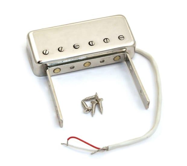gretsch 006 9871 000 floating gretsch nickel neck mount jazz reverb. Black Bedroom Furniture Sets. Home Design Ideas