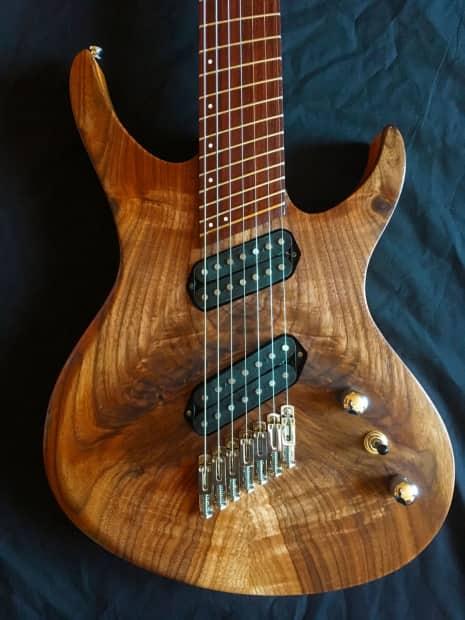 Rocky Top Auto Sales >> Highline Guitars Apollyon Deluxe 7 String Multiscale ...