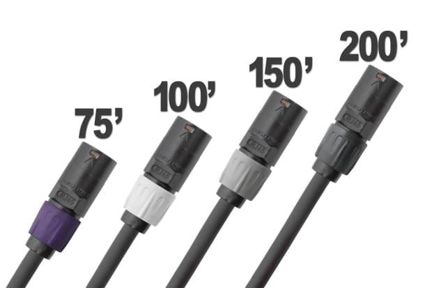 Rj Auto Sales >> Elite Core 200' ft Tactical CAT6e Ethernet Cable w/Neutrik ...