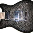 Fernandes Dragonfly Black Quilted Maple image