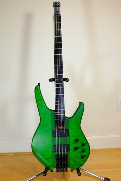 Mm Auto Sales >> Status Graphite *CUSTOM* S2-Classic, Headless Bass Guitar