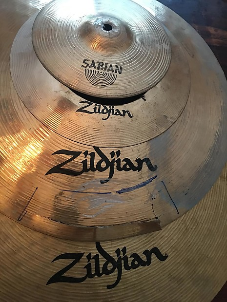3x zildjian cymbals for art jewelry gong sound effects reverb. Black Bedroom Furniture Sets. Home Design Ideas