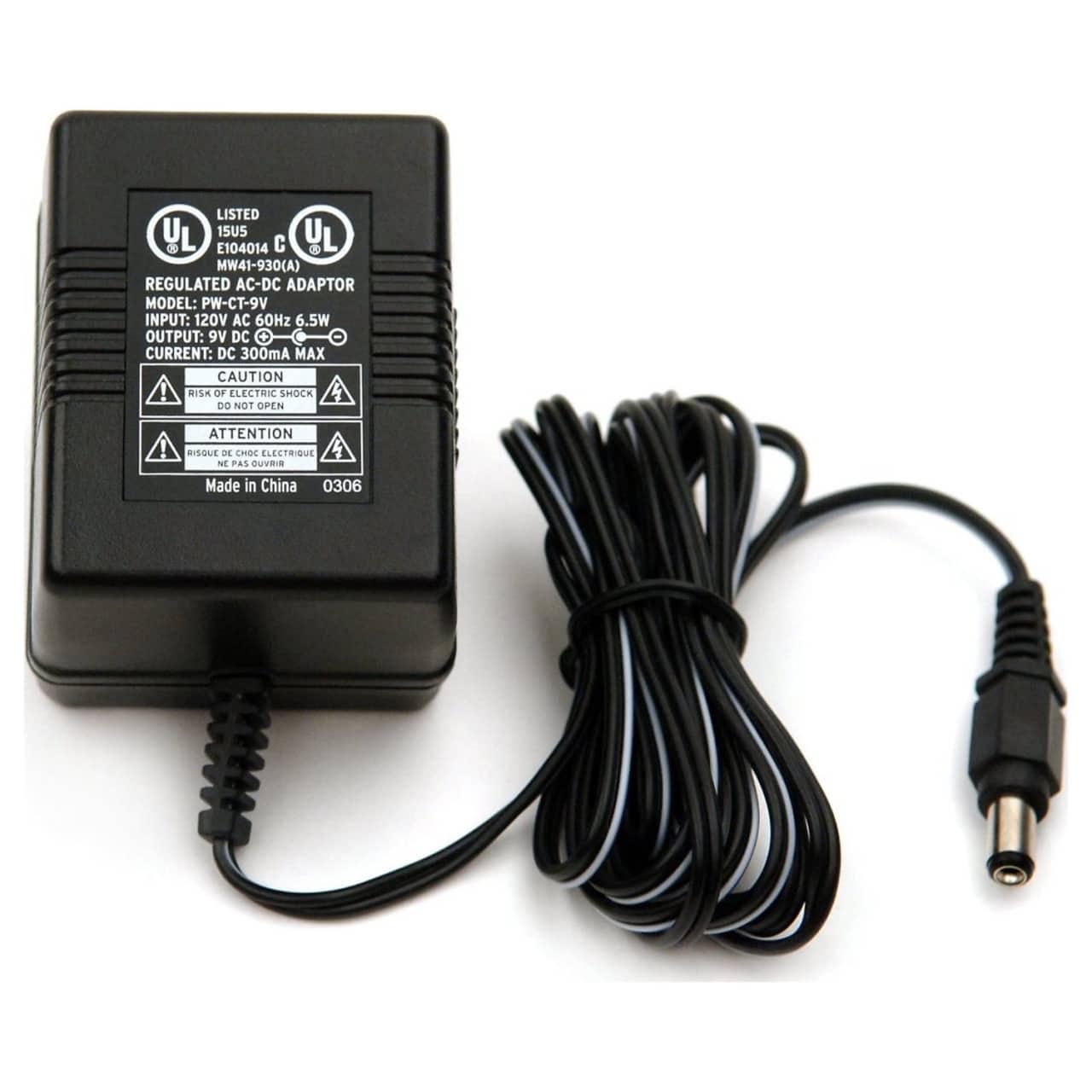 daddario 9v dc center negative 300ma power supply reverb. Black Bedroom Furniture Sets. Home Design Ideas