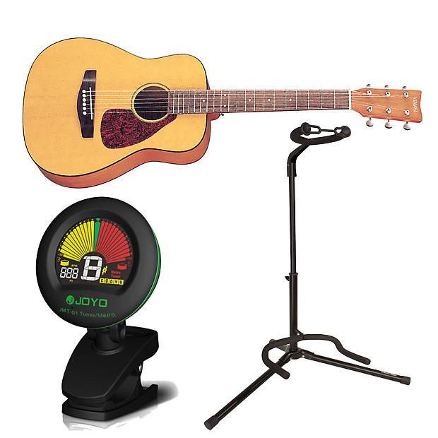 Yamaha jr1 mini folk guitar with gig bag stand and tuner for Yamaha jr1 vs jr2