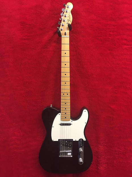 fender 60th anniversary telecaster mexico 2011 reverb. Black Bedroom Furniture Sets. Home Design Ideas