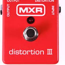 MXR Distortion III M115 image