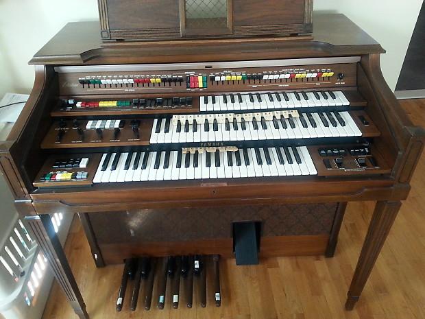 Yamaha electone d 80 1977 american walnut reverb for Yamaha electone organ models