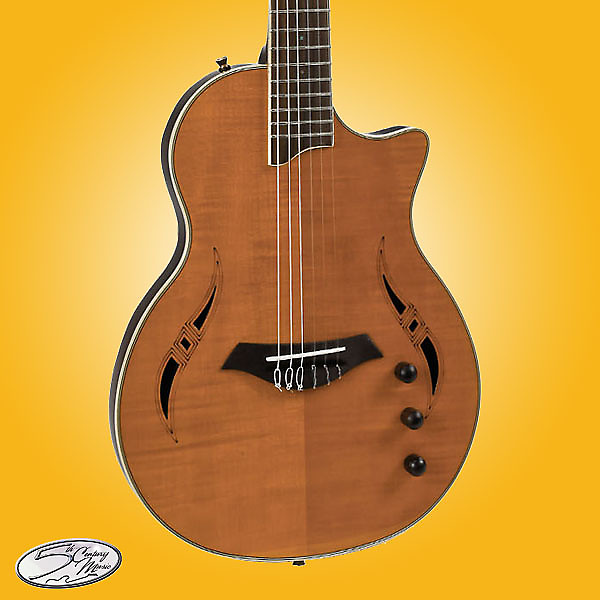 the giannini gnsl n nylon acoustic electric hybrid guitar reverb. Black Bedroom Furniture Sets. Home Design Ideas
