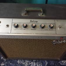 Gibson Falcon 1960s Brown image